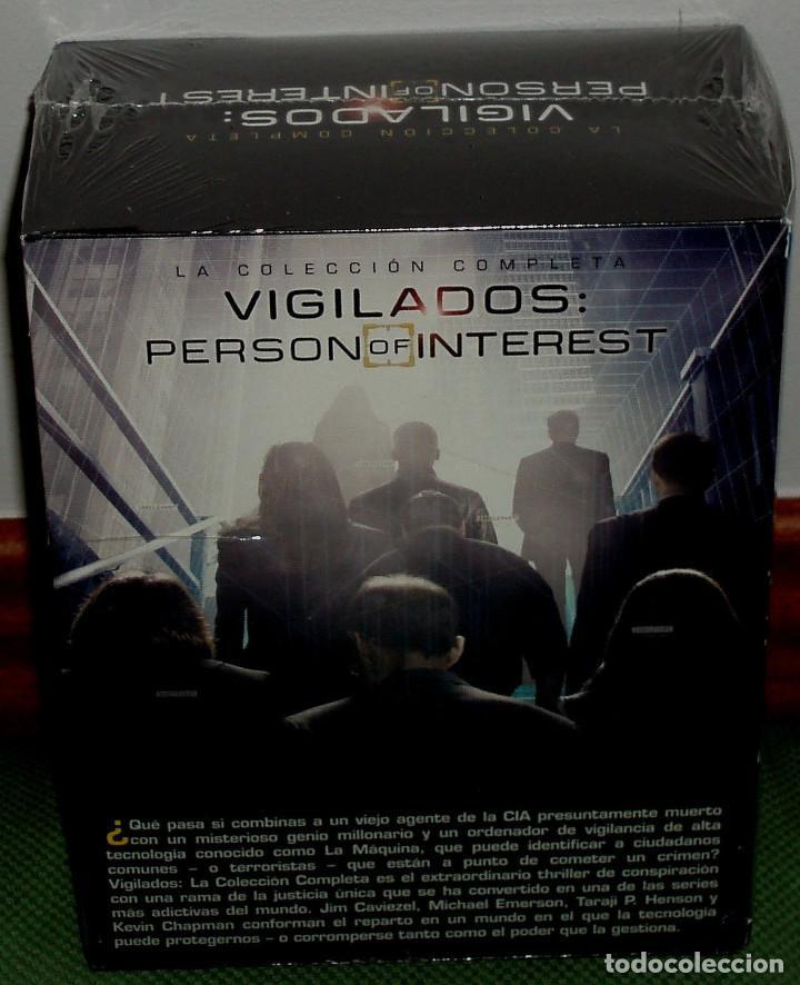 Series de TV: VIGILADOS 1-5 TEMPORADAS SERIE COMPLETA 21 BLU-RAY 103 EPISODIOS NUEVO PRECINTADO (SIN ABRIR) R2 - Foto 2 - 275300793