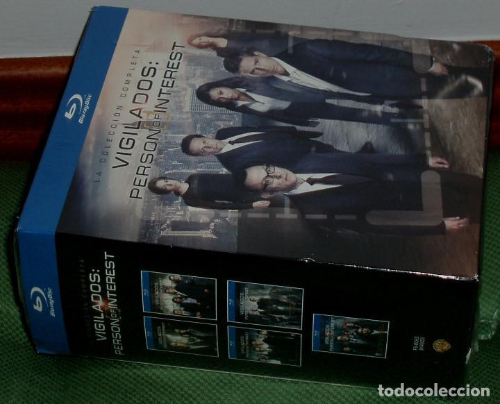 Series de TV: VIGILADOS 1-5 TEMPORADAS SERIE COMPLETA 21 BLU-RAY 103 EPISODIOS NUEVO PRECINTADO (SIN ABRIR) R2 - Foto 3 - 275300793