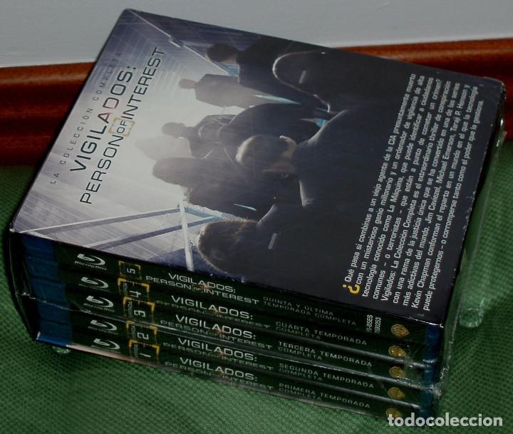 Series de TV: VIGILADOS 1-5 TEMPORADAS SERIE COMPLETA 21 BLU-RAY 103 EPISODIOS NUEVO PRECINTADO (SIN ABRIR) R2 - Foto 4 - 275300793