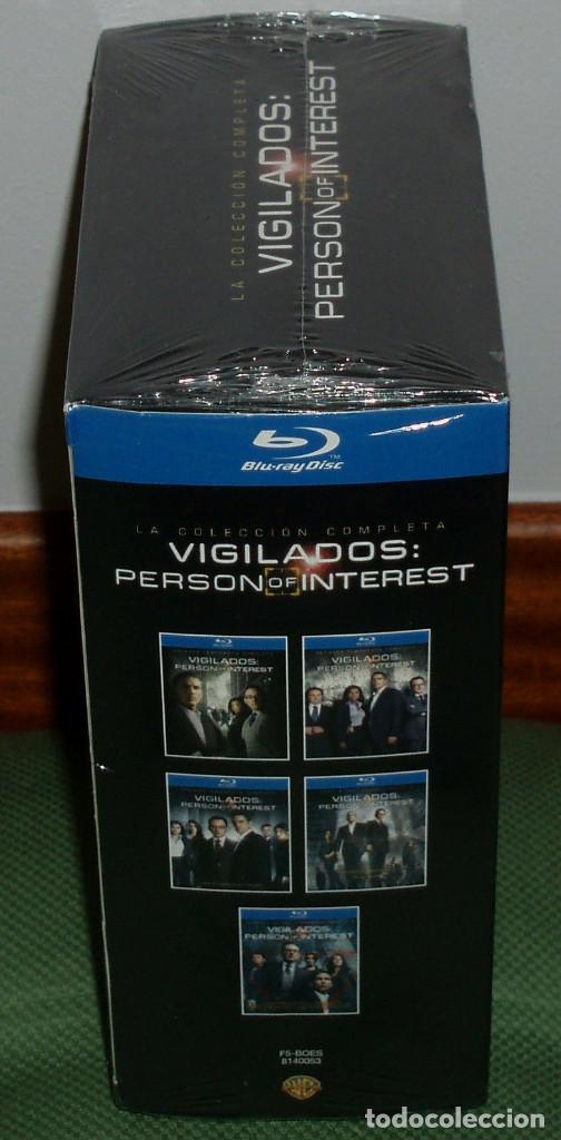 Series de TV: VIGILADOS 1-5 TEMPORADAS SERIE COMPLETA 21 BLU-RAY 103 EPISODIOS NUEVO PRECINTADO (SIN ABRIR) R2 - Foto 5 - 275300793