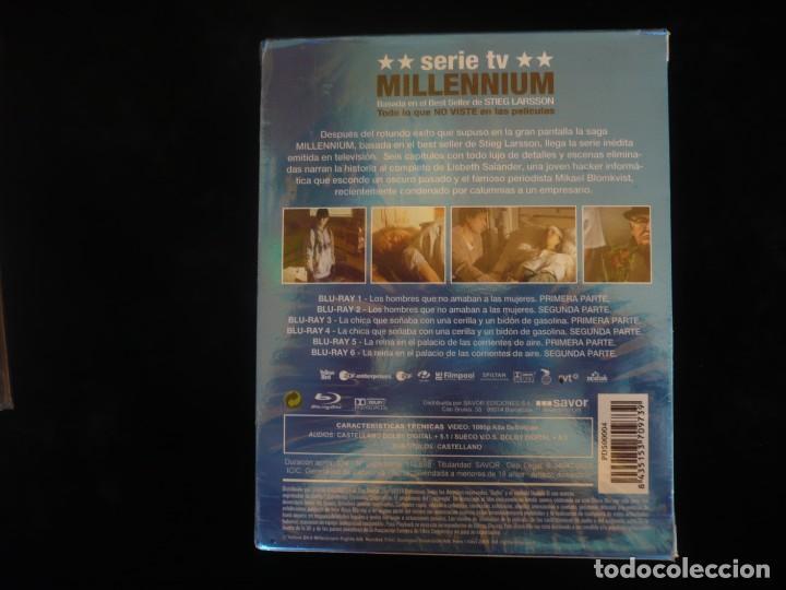Series de TV: serie millennium - la serie completa en 6 discos - nueva precintada - Foto 2 - 276674783