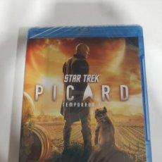 Series de TV: REF.14570 STAR TREK PICARD TEMPORADA 1 BLURAY NUEVO PRECINTADO. Lote 277589403