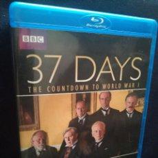 Series de TV: 37 DAYS BLURAY. MINISERIE COMPLETA. SOLO INGLES. ESTADO PERFECTO. Lote 277618158