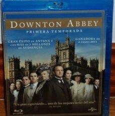 Series de TV: DOWNTON ABBEY 1ª TEMPORADA COMPLETA 2 BLU-RAY NUEVO PRECINTADO (SIN ABRIR) R2. Lote 278806193