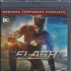 Series de TV: THE FLASH TEMPORADA 2 (PRECINTADO). Lote 280961973