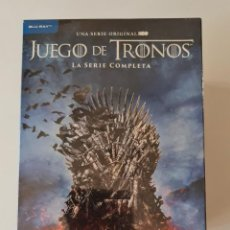 Series de TV: BLU-RAY JUEGO DE TRONOS - COLECCIÓN COMPLETA / NUEVA PRECINTADA / TEMPORADAS 1 A 8. Lote 288354058