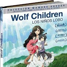 Series de TV: WOLF CHILDREN (BLU-RAY + DVD + LIBRO) (ED. COLECCIONISTA) (LOS NIÑOS LOBO). Lote 288689263