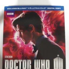 Series de TV: BRS104 DOCTOR WHO THE COMPLETE SEVENTH SERIES-BLURAY SEGUNDA MANO V.O.SIN CASTELLANO. Lote 288877788