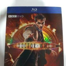 Series de TV: BRS104 DOCTOR WHO THE COMPLETE SPECIALS -BLURAY SEGUNDA MANO V.O.SIN CASTELLANO. Lote 288878223