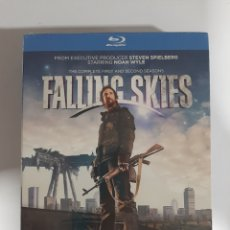 Series de TV: REF. 15665 FALLING SKIES THE COMPLETE FIRST AND SECOND S V.O. SIN CASTELLANO-BLURAY NUEVO A ESTRENAR. Lote 289240063