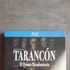 Series de TV: BLU-RAY DISC TRANCÓN-EL QUINTO MANDAMIENTO (PRECINTADO). Lote 289253468