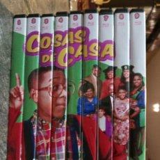 Series de TV: SERIE TV COSAS DE CASA COMPLETA. Lote 293499498