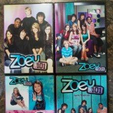 Series de TV: SERIE TV ZOEY 101 COMPLETA. Lote 293833348
