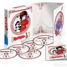 Series de TV: RANMA 1/2 BOX 1 BLU-RAY. Lote 294012473