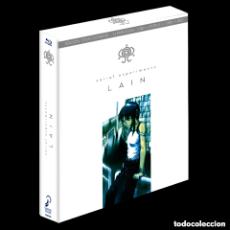 Series de TV: LAIN EDICIÓN INTEGRAL (3 BLU-RAY). Lote 294012508