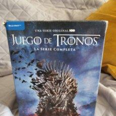 Series de TV: JUEGO DE TRONOS , COMPLETA , BLU-RAY , BLURAY , BLU RAY. Lote 294036158