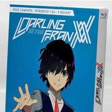 Series de TV: DARLING IN THE FRANXX (BLU-RAY) (SERIE COMPLETA). Lote 294864668