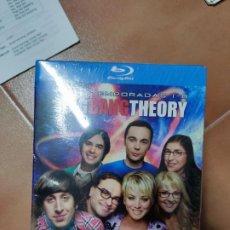 Series de TV: THE BIG BANG THEORY. BLUE RAY. TEMPORADAS 1 A 8. SIN DESPRECINTAR. Lote 295033348