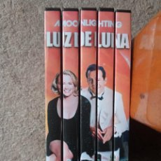 Series de TV: SERIE TV LUZ DE LUNA COMPLETA. Lote 295459443