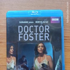 Series de TV: BLU-RAY DOCTOR FOSTER - SERIE COMPLETA - BBC (CU). Lote 295462963