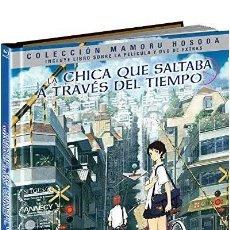 Series de TV: LA CHICA QUE SALTABA A TRAVES DEL TIEMPO (DIGIBOOK) (BLU-RAY). Lote 296603023