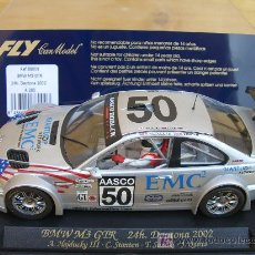 Slot Cars: FLY A285 BMW GTR 24H. DAYTONA 2002 . Lote 4406703