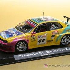 Slot Cars: A-784 - ALFA ROMEO 156 DE FLY. Lote 137127374