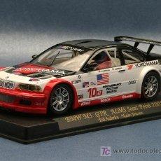 Slot Cars: A-282. BMW M3 GTR YOKOHAMA NEGRO DE FLY. Lote 6242389