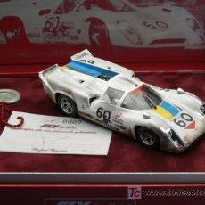 Slot Cars: LOLA T70 MK EDICION ESPECIAL -ACCIDENTADO- DE FLY. Lote 42651986