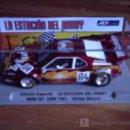 Slot Cars: BMW M1 EDICION ESPECIAL LA ESTACION DEL HOBBY DE FLY. Lote 160322153
