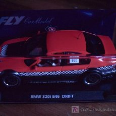 Slot Cars: 88254 - BMW 320I E46 DRIFT. Lote 93222177