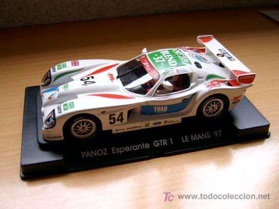 FORD PANOZ ESPERANTE GTR1 LE MANS 97 Nº54 REF A-61 (FLY) DESCATALOGADO! (Juguetes - Slot Cars - Fly)