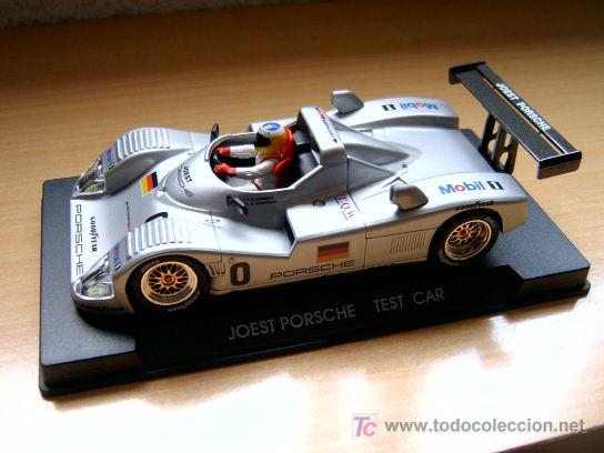 JOEST PORSCHE TEST CAR REF A-43 (FLY) DESCATALOGADO! (Juguetes - Slot Cars - Fly)