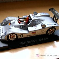 Slot Cars: JOEST PORSCHE TEST CAR REF A-43 (FLY) DESCATALOGADO!. Lote 27112423