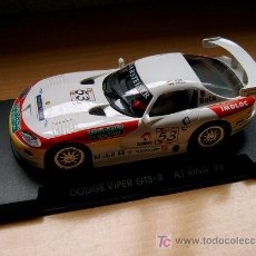 Slot Cars: DODGE VIPER GTS-R A1 RING 98 REF A-7 (FLY) DESCATALOGADO!. Lote 27112433