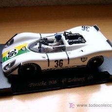 Slot Cars: PORSCHE 908 BP 4º ZELTWEG 69 REF C-13 (FLY) DESCATALOGADO!. Lote 27112431