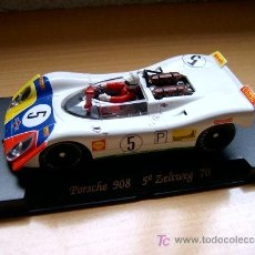 Slot Cars: PORSCHE 908 MARTINI 5º ZELTWEG 70 REF C-16 (FLY) DESCATALOGADO!. Lote 27112437