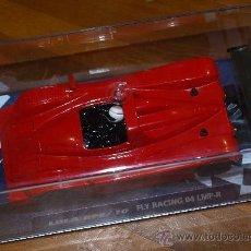 Slot Cars: LOLA B98/10 LMP R FLY RACING 04. Lote 19168297