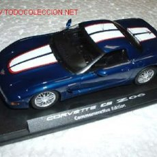 Slot Cars: FLY CORVETTE C5 Z06 ESPECIAL EDITION MAGIC CARS. Lote 9745573