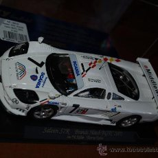 Slot Cars: SALEEN S7R BRANDS HATCH BGTC 2002, #7, FLY CAR. Lote 19715254