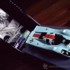 Slot Cars: PORSCHE 917K EDICION ESPECIAL MAKING OF LE MANS DE FLY. Lote 106646823