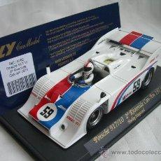 Slot Cars: FLY A162 PORSCHE 917/10 2º RIVERSIDE 1973. Lote 11805299