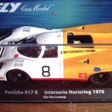 Slot Cars: 88348 - PORSCHE 917K NORISING 1970 DE FLY. Lote 44264094