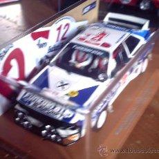 Slot Cars: E-1901 - AUDI QUATTRO A2 EDICION ESPECIAL RALLY SAFARI 84 DE FLY. Lote 128683816
