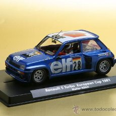 Slot Cars: 88219 - RENAULT 5 TURBO ELF DE FLY. Lote 184874303