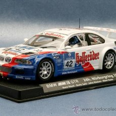 Slot Cars: A-291 .BMW M3 GTR HAFFERODER - MUY BUSCADO - DE FLY. Lote 138180185
