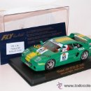 Slot Cars: FLY A241 VENTURI 400 FFSA GT 2000, SCALEXTRIC. Lote 27047899