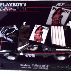 Slot Cars: 99096- BMW M1 Nº11 ESPECIAL PLAYBOY DE FLY. Lote 65902387