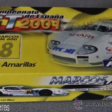 Slot Cars: MARCOS LM 600 PÁGINAS AMARILLAS DE FLY. Lote 30205307