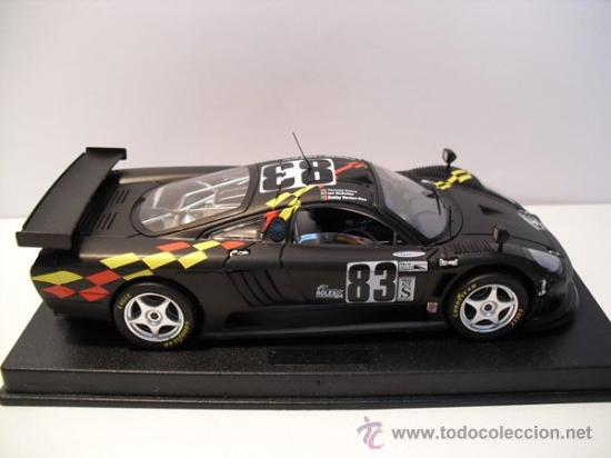 Slot Cars: -FLY-SALEEN S7R - TEST CAR 24h - daytona AÑO 2002-negro mate- - Foto 4 - 30709556